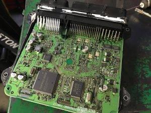 ремонт электронных блоков управления акпп